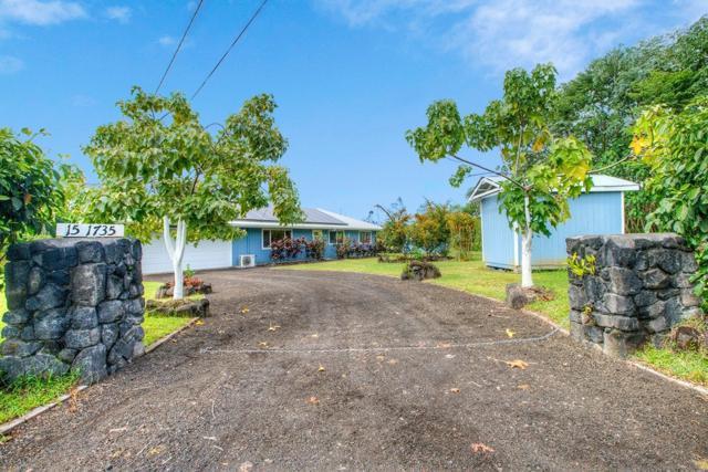 15-1735 8TH AVE, Keaau, HI 96749 (MLS #630714) :: Song Real Estate Team/Keller Williams Realty Kauai