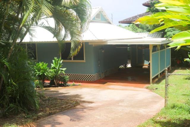 322-A Makani Rd, Kapaa, HI 96746 (MLS #630720) :: Song Real Estate Team/Keller Williams Realty Kauai