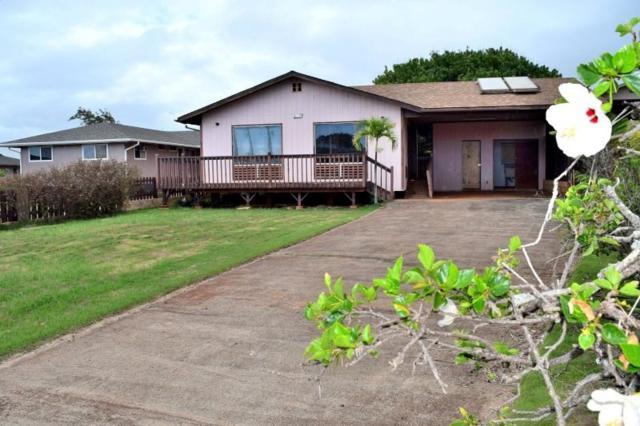 669 Aewa St, Eleele, HI 96705 (MLS #630867) :: Elite Pacific Properties