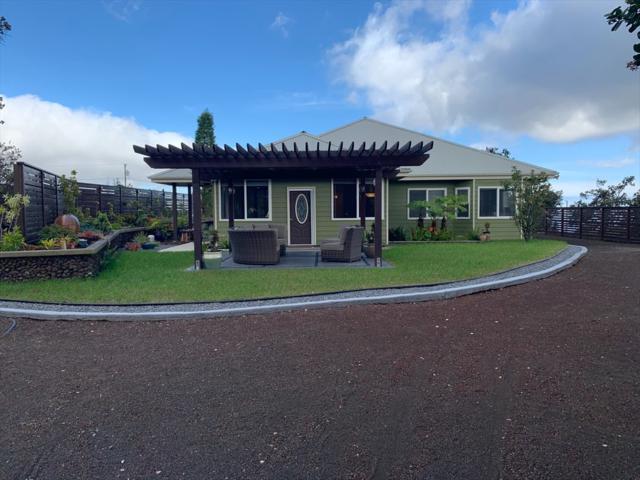 92-2033 Coral Pkwy, Ocean View, HI 96704 (MLS #630875) :: Elite Pacific Properties