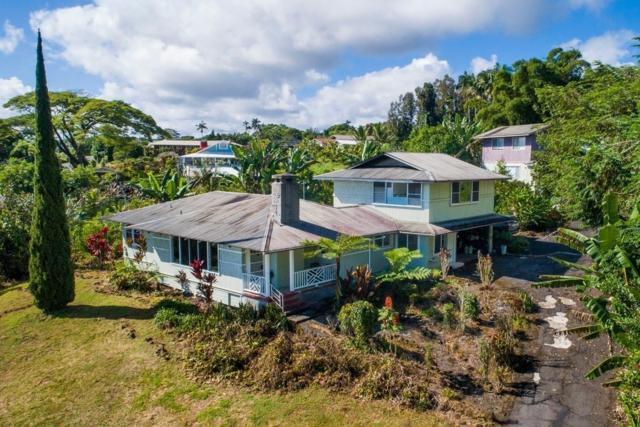 698-A Kaumana Dr, Hilo, HI 96720 (MLS #630889) :: Elite Pacific Properties