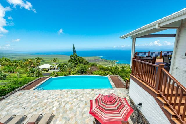 82-5984 Wakida Dr, Captain Cook, HI 96704 (MLS #630947) :: Iokua Real Estate, Inc.
