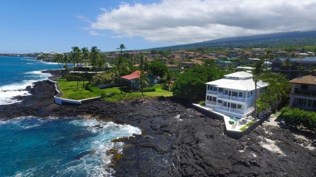 75-5948 Alii Dr, Kailua-Kona, HI 96740 (MLS #630954) :: Corcoran Pacific Properties