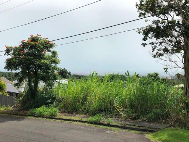 Alahelenui St, Hilo, HI 96720 (MLS #630986) :: Aloha Kona Realty, Inc.