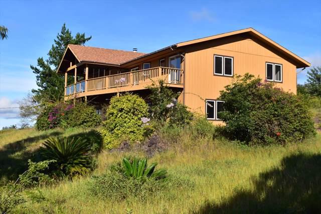 92-1761 Keaka Pkwy, Ocean View, HI 96704 (MLS #631097) :: Elite Pacific Properties