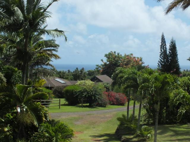 7473 Koolau Rd, Kilauea, HI 96754 (MLS #631121) :: Elite Pacific Properties