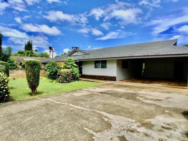 340 Lanakila Rd, Kapaa, HI 96746 (MLS #631395) :: Aloha Kona Realty, Inc.