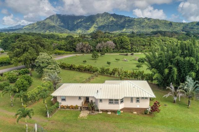 6344-B Hauiki Rd, Kapaa, HI 96746 (MLS #631443) :: Elite Pacific Properties