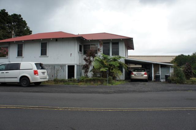 1370 Kilauea Ave, Hilo, HI 96720 (MLS #631500) :: Elite Pacific Properties