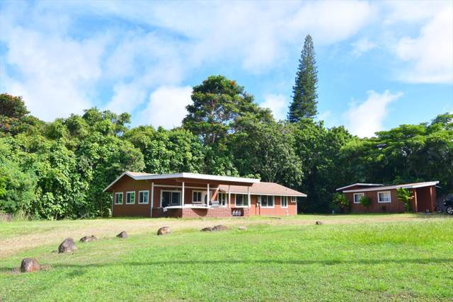 5691 Hauaala Rd, Kapaa, HI 96746 (MLS #631502) :: Song Team | LUVA Real Estate