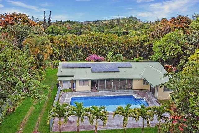 13-3564 Maili St, Pahoa, HI 96778 (MLS #631657) :: Elite Pacific Properties