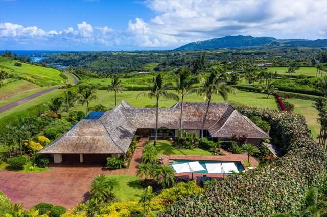 2333 Makana Ano Place, Kilauea, HI 96754 (MLS #631733) :: Steven Moody