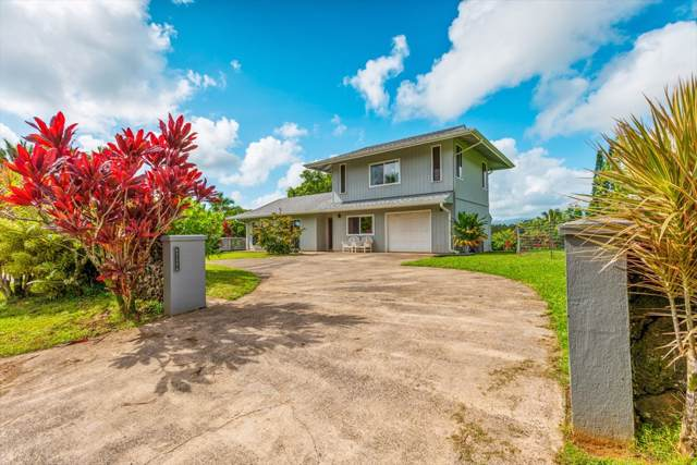 6725 Olohena Rd, Kapaa, HI 96746 (MLS #631825) :: Elite Pacific Properties