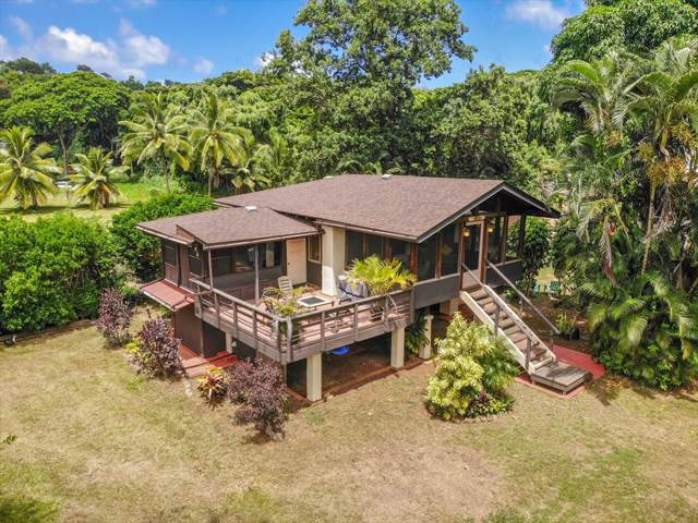 4-4380 Kuhio Hwy, Anahola, HI 96703 (MLS #631844) :: Elite Pacific Properties