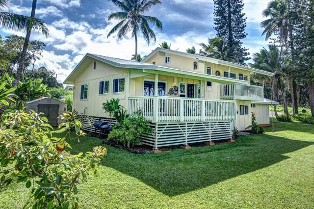 15-121 Kahakai Blvd, Pahoa, HI 96778 (MLS #631885) :: Elite Pacific Properties