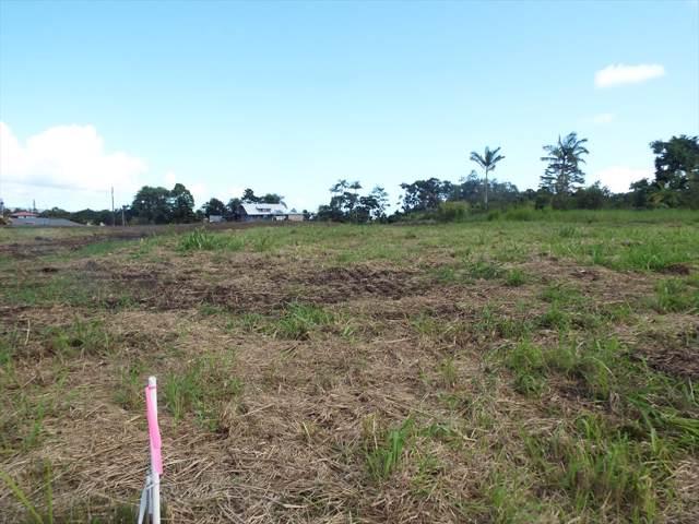 Kahealani Pl, Hilo, HI 96720 (MLS #631906) :: Song Team | LUVA Real Estate