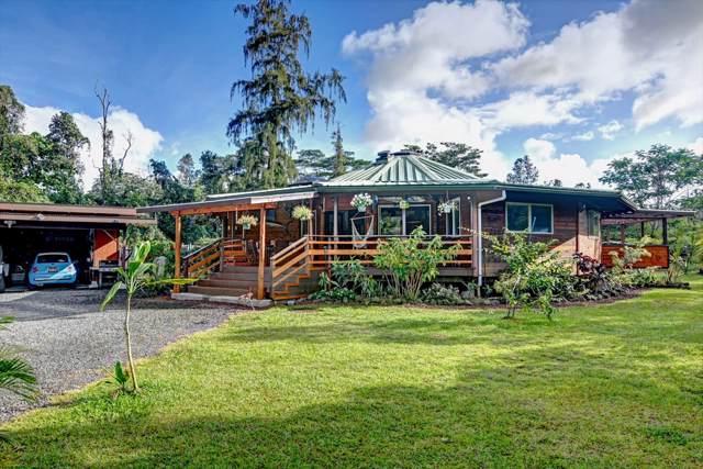 15-2032 27TH AVE, Keaau, HI 96749 (MLS #631958) :: Elite Pacific Properties