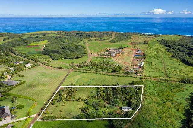 7441-G Koolau Rd, Kilauea, HI 96754 (MLS #631970) :: Song Real Estate Team | LUVA Real Estate