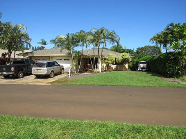 4222 Waileia Pl, Princeville, HI 96722 (MLS #631971) :: Kauai Real Estate Group