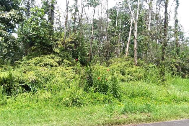 N Punawai St, Pahoa, HI 96778 (MLS #632083) :: Elite Pacific Properties