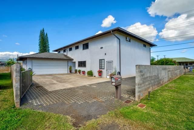 3267 Jerves St, Lihue, HI 96766 (MLS #632148) :: Elite Pacific Properties