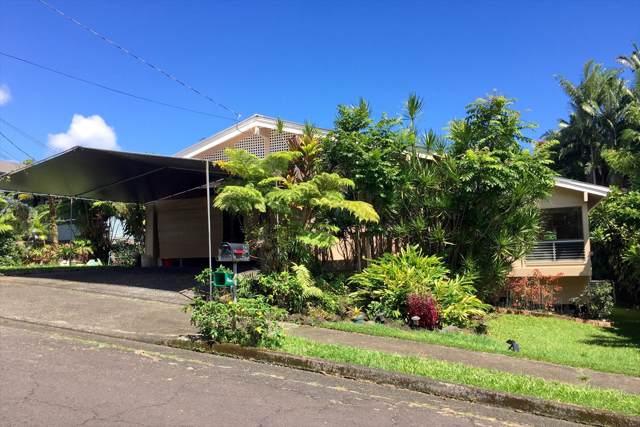 37 Olena St, Hilo, HI 96720 (MLS #632213) :: Elite Pacific Properties