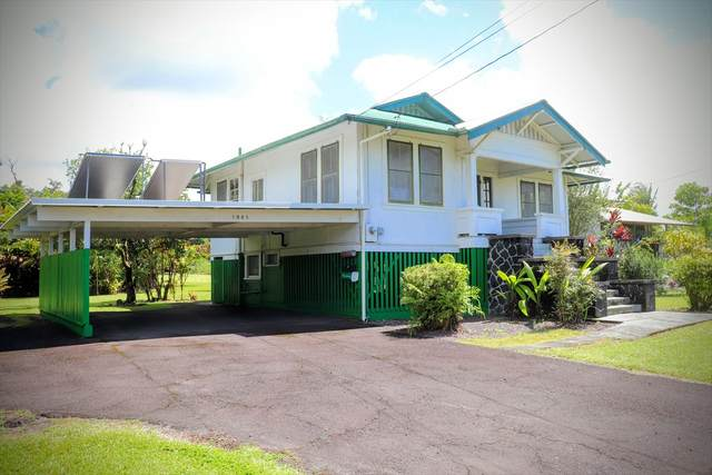 1045 Ainaola Dr, Hilo, HI 96720 (MLS #632266) :: Song Team   LUVA Real Estate