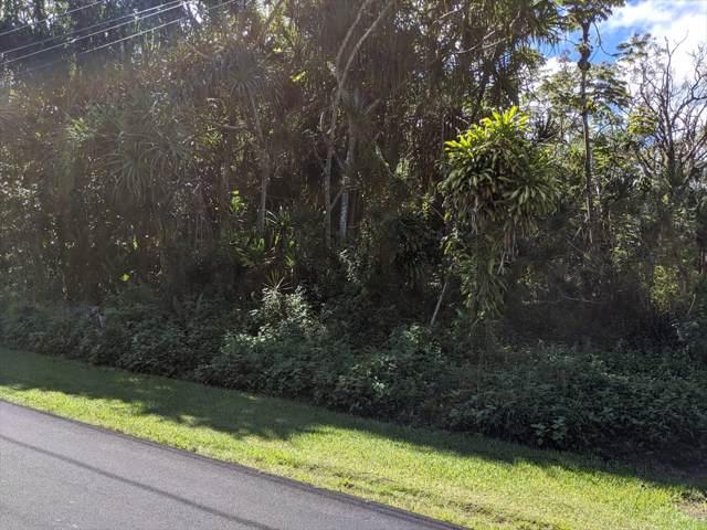 S Opae St, Pahoa, HI 96778 (MLS #632271) :: Aloha Kona Realty, Inc.