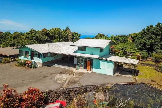 82-6188-A Hawaii Belt Rd, Captain Cook, HI 96704 (MLS #632336) :: Song Real Estate Team | LUVA Real Estate