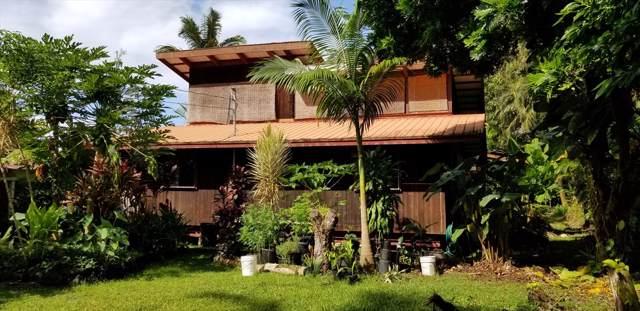 15-2691 Hee St, Pahoa, HI 96778 (MLS #632338) :: Elite Pacific Properties