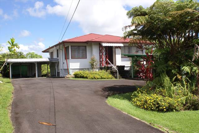 18-1270 Volcano Rd, Mountain View, HI 96771 (MLS #632340) :: Song Real Estate Team | LUVA Real Estate