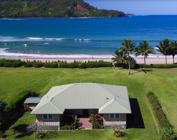 5020 Weke Rd, Hanalei, HI 96714 (MLS #632365) :: Elite Pacific Properties