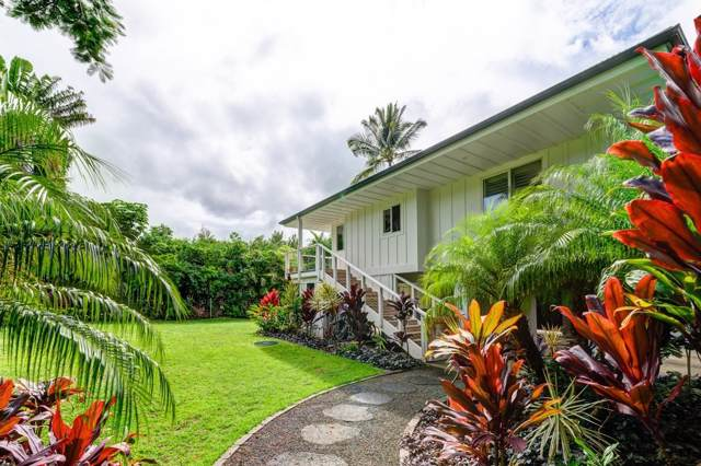 5-5455 Kuhio Hwy, Hanalei, HI 96722 (MLS #632435) :: Elite Pacific Properties