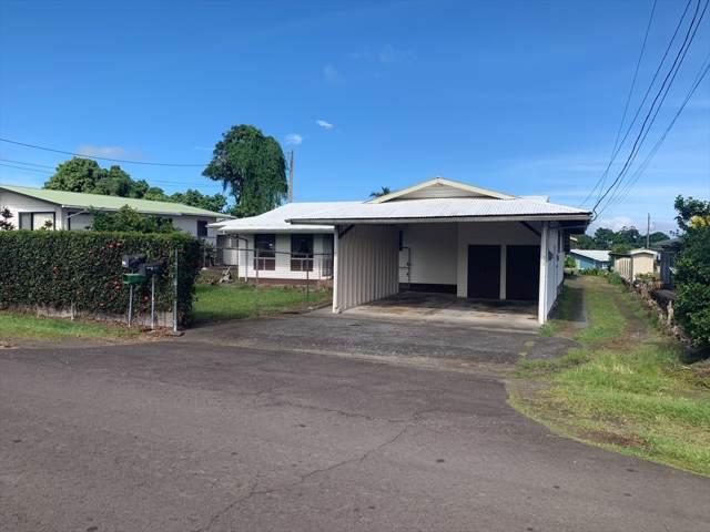 81 Laula Rd, Hilo, HI 96720 (MLS #632454) :: Elite Pacific Properties