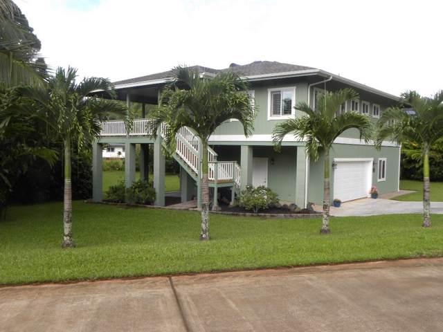 6767 Pulama Rd, Kapaa, HI 96746 (MLS #632517) :: Aloha Kona Realty, Inc.