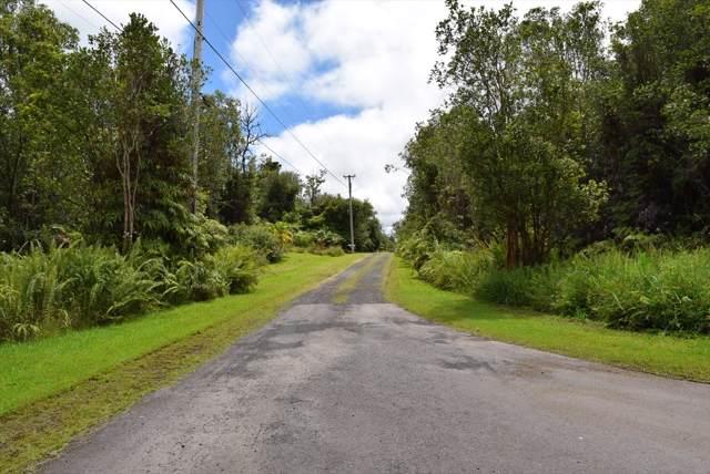 Mokehana St, Volcano, HI 96785 (MLS #632527) :: Steven Moody