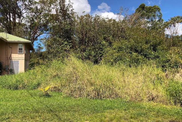 Hinuhinu St, Volcano, HI 96785 (MLS #632529) :: Song Real Estate Team | LUVA Real Estate