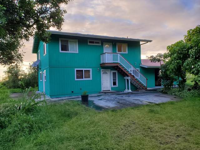2619 Honomalino Dr, Captain Cook, HI 96704 (MLS #632554) :: Steven Moody