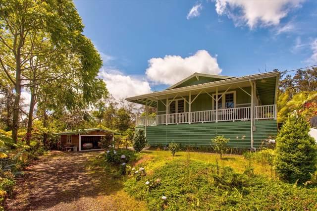 11-3307 Hoolehua Rd, Volcano, HI 96785 (MLS #632606) :: Aloha Kona Realty, Inc.