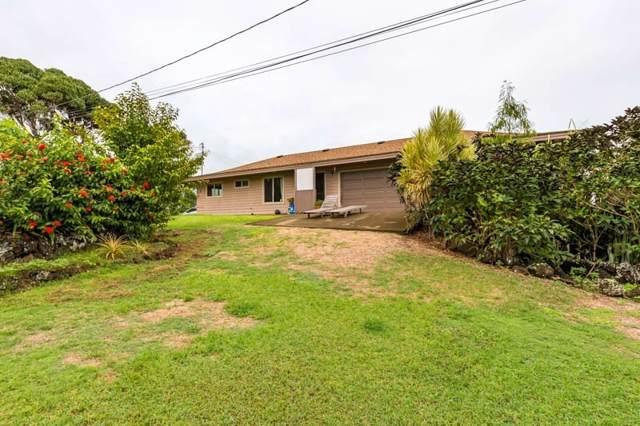 3371-G Puni Road, Koloa, HI 96756 (MLS #632628) :: Kauai Exclusive Realty