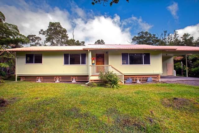 11-3822 10TH ST, Volcano, HI 96785 (MLS #632720) :: Elite Pacific Properties