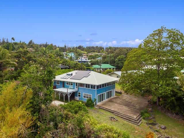 44-704 Hooui St, Honokaa, HI 96727 (MLS #632734) :: Hawai'i Life
