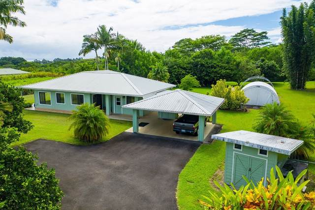 28-433 Overpass Rd, Pepeekeo, HI 96783 (MLS #632762) :: Elite Pacific Properties
