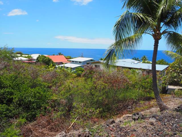 Kaohe Rd, Captain Cook, HI 96704 (MLS #632764) :: Song Real Estate Team | LUVA Real Estate