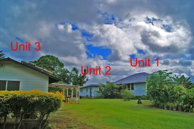 6445 Kawaihau Rd, Kapaa, HI 96746 (MLS #632766) :: Kauai Exclusive Realty