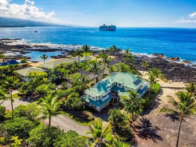 75-5492 Kona Bay Dr, Kailua-Kona, HI 96740 (MLS #632775) :: Elite Pacific Properties