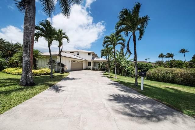 4174 Kekuanaoa Ln, Princeville, HI 96722 (MLS #632792) :: Elite Pacific Properties
