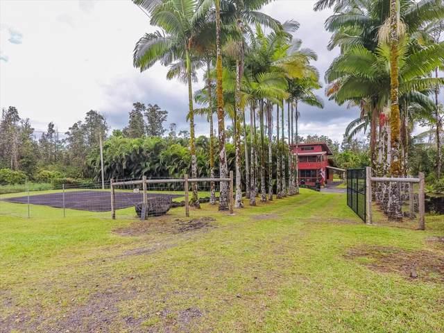 16-1553 35TH AVE, Keaau, HI 96760 (MLS #632833) :: Elite Pacific Properties