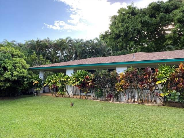 7181 Aina Pono St, Kapaa, HI 96746 (MLS #632876) :: Kauai Exclusive Realty