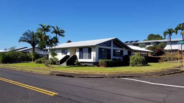 1075 Pukana St, Hilo, HI 96720 (MLS #632887) :: Elite Pacific Properties